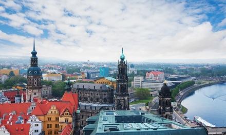 Dresden: 2 bis 3 Nächte für Zwei inkl. Frühstück, Parken & Relax-Bereich-Nutzung im Amedia Hotel Dresden Elbpromenade