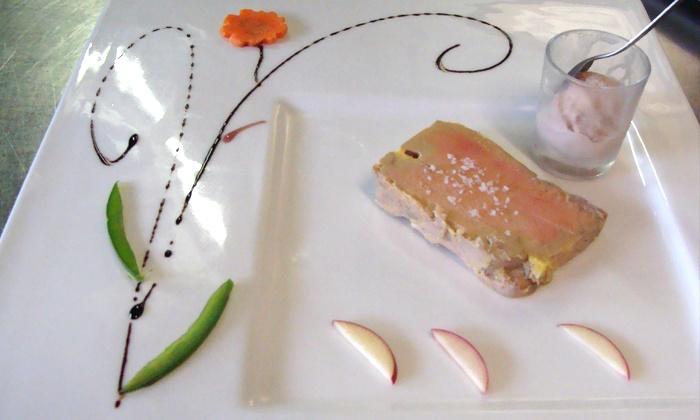 Restaurant La Forestière - Landévant: Dîner gourmet en 6 services pour 2, 4 ou 6 personnes dès 59 € au restaurant La Forestière