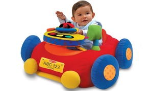 Melissa and Doug Beep-Beep and Play Activity Toy