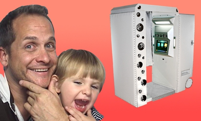 New Image Photo Booth - Ventura County: $549 for $999 Groupon — New Image Photo Booth