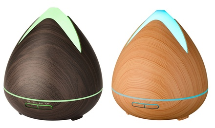 $39 for a PureSpa Ultrasonic Diffuser with a ThreePack of Essential Oils in a Choice of Colour Don't Pay $129