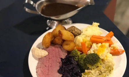 Sunday Carvery Lunch for Two or Four at The Lounge Loftus