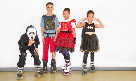 Halloween Party Ticket for One or Family of Four at activeNewham (50% Off)