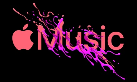 Free Four-Month (3 Months + 1 Added Month) Apple Music Subscription—Family/Individual Plan
