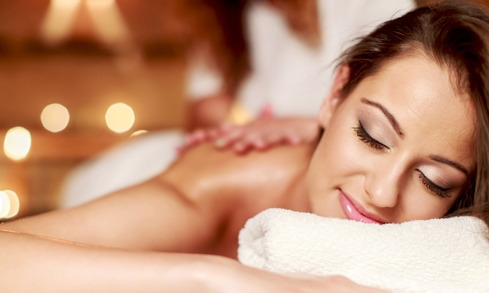 Embrace Salon and Spa - Brunswick: Manicure, Pedicure, Signature Facial, or Massages at Embrace Salon and Spa (Up to 52% Off)