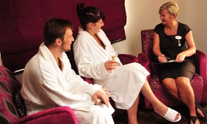 Imagine Spa Blofield Heath: Spa Experience with Serail Mud Chamber and a Glass of Bubbly for One or Two at Imagine Spa Blofield Heath