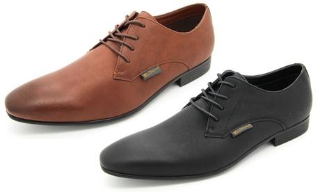 Zapatos de cuero calado Ben Sherman