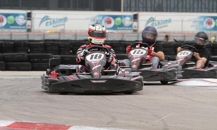 Icar mirabel montreal deal of the day groupon montreal for Go kart interieur montreal