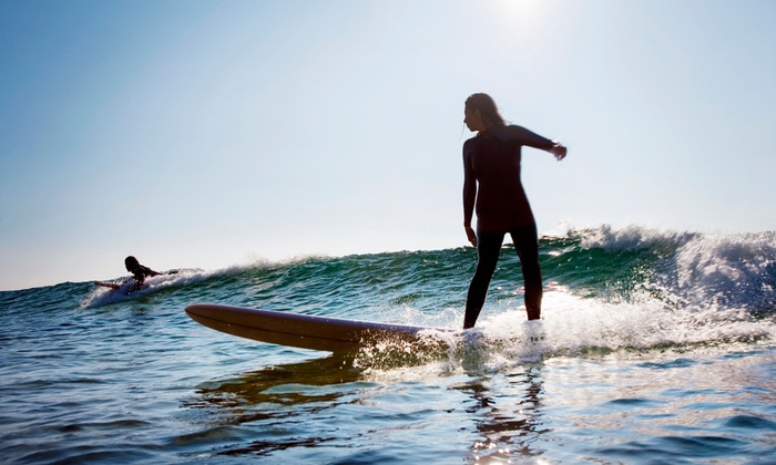Universi Surfing - Gainesville: Four Weeks of Surfing Lessons from Universi Surfing (25% Off)