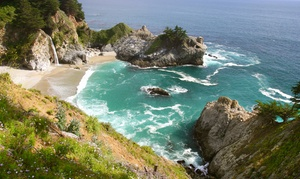 Bay Area Expeditions: Overnight Big Sur Backpacking Trip with Meals for One or Two from Bay Area Expeditions (Up to 53% Off)