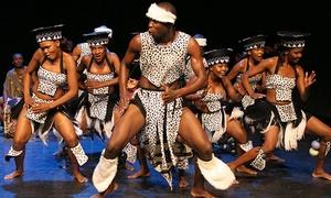 """Showbiz Entertainment Productions: """"Jabula Africa - Circus der tanzenden Trommeln"""" im Dezember und Januar u. a. in Homberg, Limburg und Prüm (40% sparen)"""