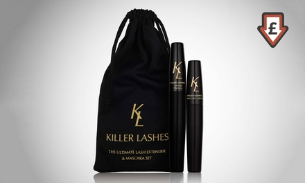 Killer Lashes Lash Extender and Mascara from £5.98