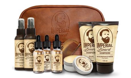 Kit de cuidado para la barba Imperial Beard