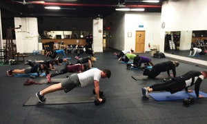 KO Fitness LLC: Three or Four Weeks of Unlimited Boot Camp Classes at KO Fitness LLC (Up to 80% Off)