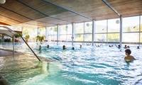 Tageskarte für die gesamte Bade- und Saunalandschaft für 2 oder 4 Personen im Badepark Bad Wiessee (bis zu 35% sparen*)