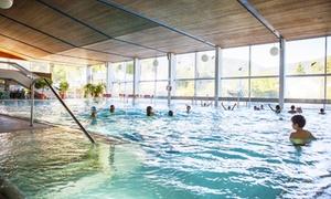 Badepark Bad Wiessee: Tageskarte für die gesamte Bade- und Saunalandschaft für 2 oder 4 Personen im Badepark Bad Wiessee (bis zu 57% sparen*)