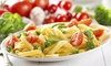 Ciao Bella - Leeds: £25 Toward Italian Food and Drinks for Two, or £50 for Four at Ciao Bella (Up to 62% Off)