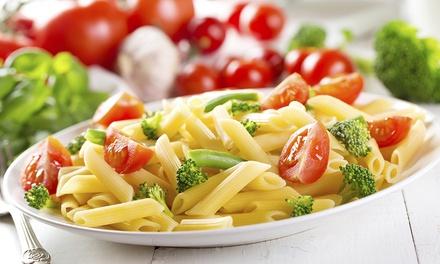 £25 Toward Italian Food and Drinks