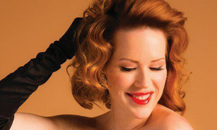 Molly Ringwald - Downtown Portland: Molly Ringwald at Newmark Theatre on Friday, September 27, at 7 p.m. (Up to 41% Off)
