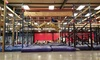 Ninja Obstacle Academy - Huntsville, AL : One, Two, or Four Person Admission to Freestyle Open Gym at Ninja Obstacle Academy (Up to 45% Off)