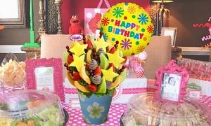 VaaV.ca - Edible Fruit Arrangements - Fruit Baskets: Bons d'achat valables sur tout le site VaaV Edible Fruit Arrangements and Bouquets