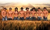 "Hunks The Show - Daisy's Western Saloon: ""HUNKS"" The Show Male Revue at Daisy's Western Saloon on November 23 at 8 p.m."