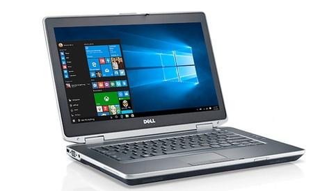 Portátil Dell Latitude E6420 reacondicionado con procesador Core i5 y pantalla de 14.1
