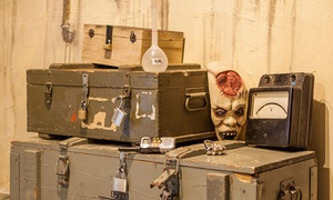 Admission for Two, Four, or Five to American Escape Rooms (Up to 57%  Off)