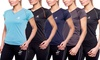 Beverly Hills Polo Club Women's Athletic V-Neck T-Shirt Mystery Deal