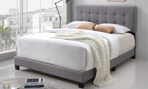 Brookfield Fabric Upholstered Bed