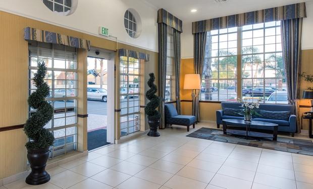Ramada Inn And Suites Costa Mesa Newport Beach Southern California