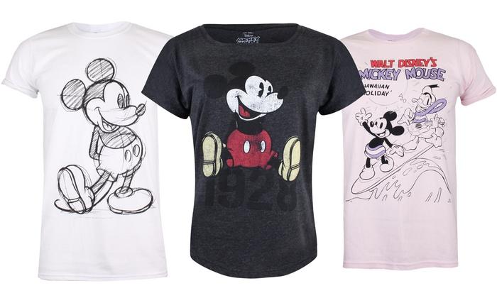 Disney Mickey Mouse T Shirts Groupon