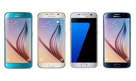 Smartphones Samsung Galaxy S4, S6, S6 Edge y S7 reacondicionados con envío gratuito