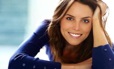 Dental Exam, Cleaning, and X-Ray for One, Two, or Four People at Elite Family Dentistry (Up to 82% Off)