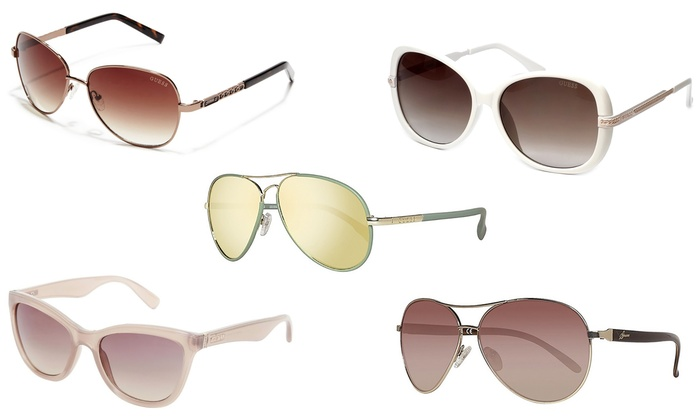 Lunettes Soleil Guess Homme   Femme   Groupon bb0550706b39