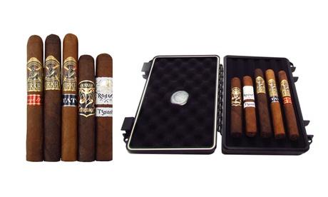 Gurkha MVP Travel Humidor Sampler from Gotham Cigars