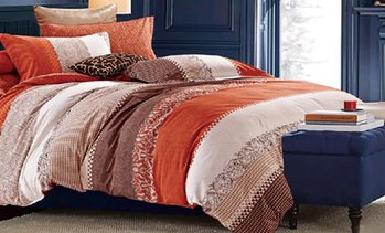 Cotton Printed Quilt Cover Sets