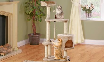 Kattenspeelplatform