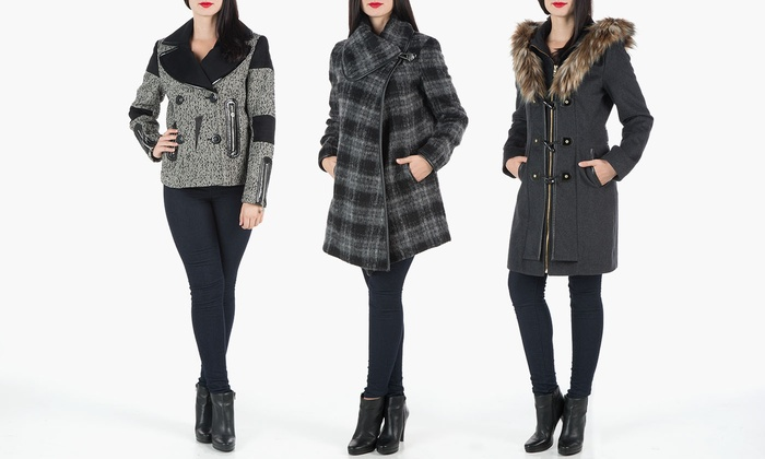 Betsey Johnson Women's Coats
