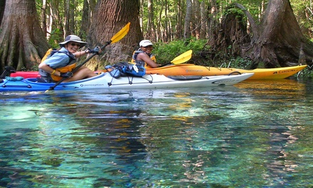 5-Mile Canoe Trip for Two or Four at Anderson's Outdoor Adventure (33% Off)