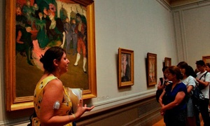 Up to 40% Off Art Tour from Adventures for Creative Tourists at Adventures for Creative Tourists, plus Up to 6.0% Cash Back from Ebates.