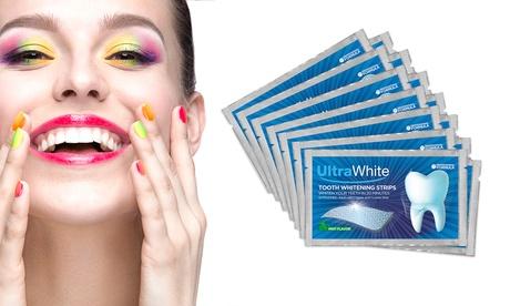 28 Ultra White Teeth Whitening Strips