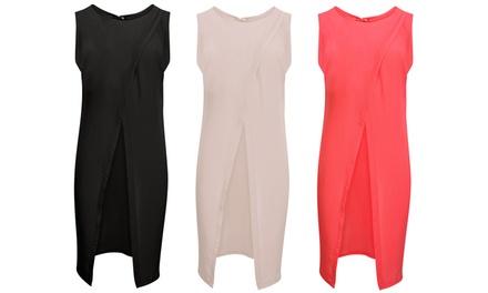 Split Front Dress for £5.99