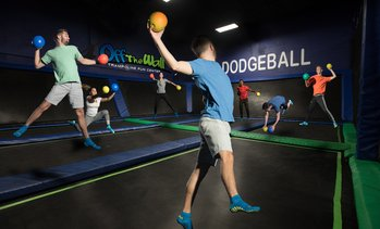 Up to 33% Off Game Card or Jump Pass at Off The Wall Gamezone