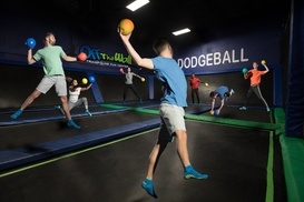 Up to 50% Off at Off The Wall Trampoline Fun Center at Off The Wall Trampoline Fun Center, plus 6.0% Cash Back from Ebates.