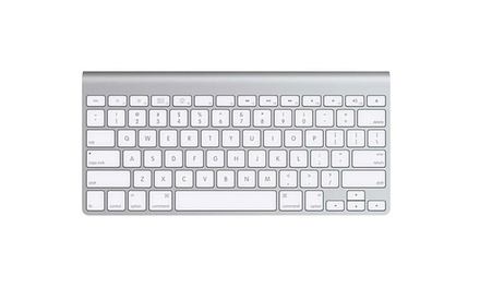 Apple Wireless Keyboard QWERTZ refurbished inkl. Versand