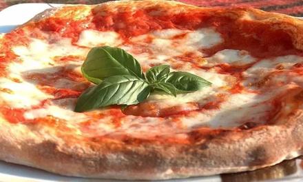 Asporto o domicilio: menu pizza a 9,90€euro
