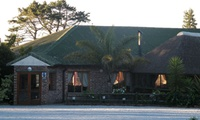 Three Course Meal from R159 for Two at African Skys Venue