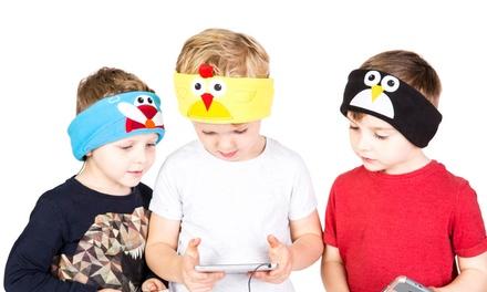Cuffie per bambini disponibili in vari modelli