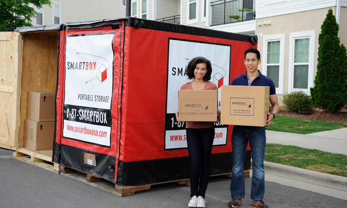 High Quality Smartbox Moving And Storage: One  Or Three Month Rental Of One Or Two